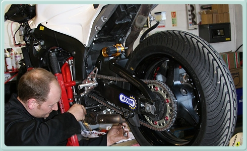 Motorbike Scooter And Trike Medway Mot Test Centre